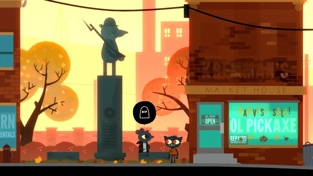 Review Game Night In The Woods